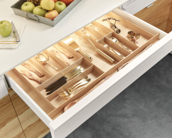 Cabinet Organizers for the Homebuyer