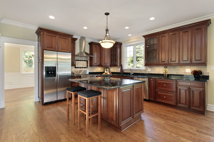 Kitchen cabinets and picking the right finish
